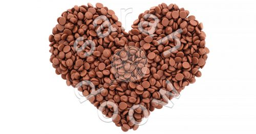 Hearts by Sarah Doow at Shutterstock