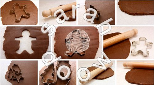 Gingerbread by Sarah Doow at Shutterstock