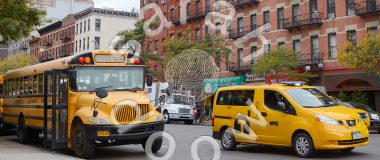 Scenes of New York City - stock photos