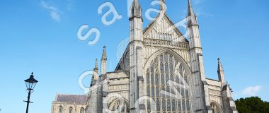 Winchester, England - stock photos