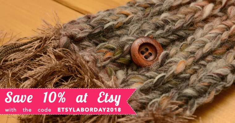 Labor Day Sale at Etsy!