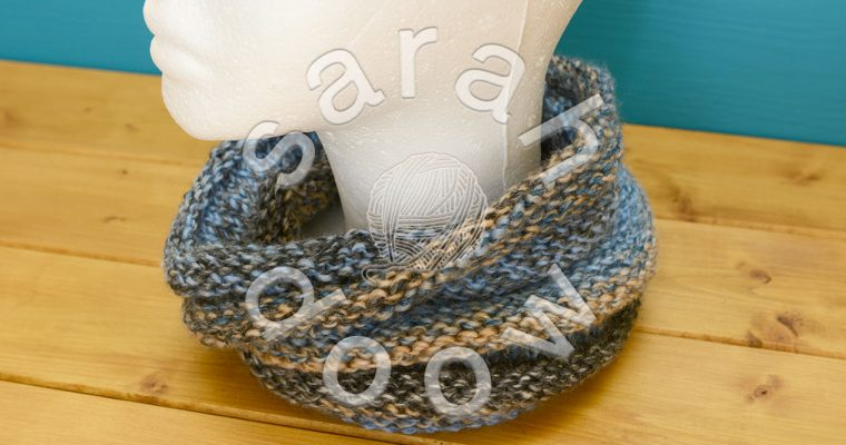 Neckwarmers and scarves on Etsy