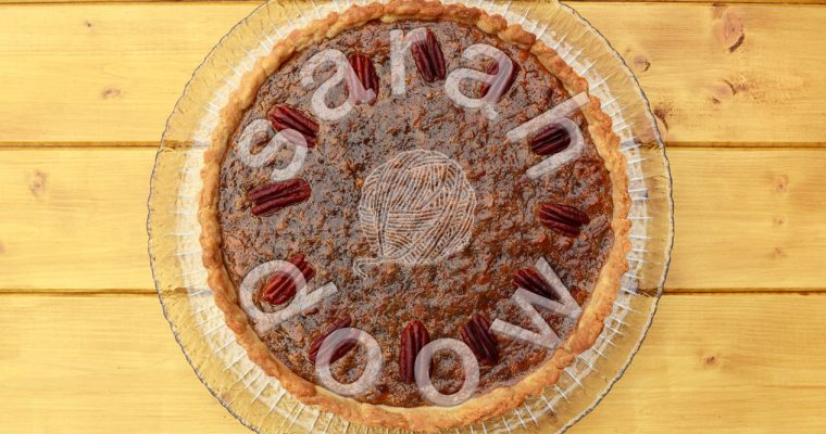 Delicious pecan pie – Society6 collection