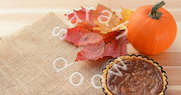 Thanksgiving gourd and pumpkin pie – collection at Society6
