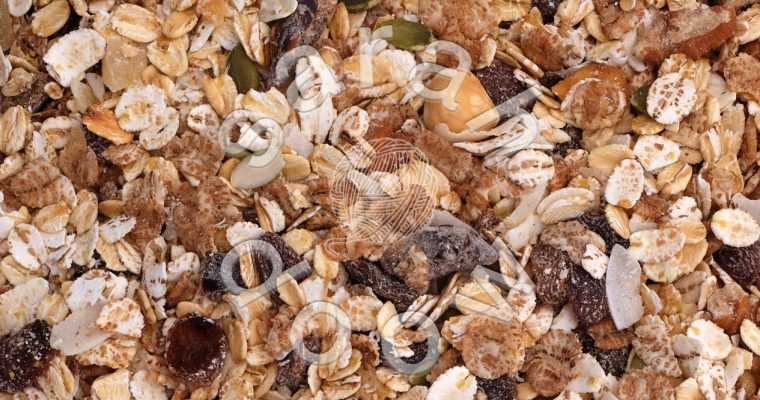 Muesli / Granola – Society6 collection